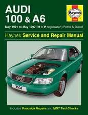 Audi 100 & A6 Owner's Workshop Manual