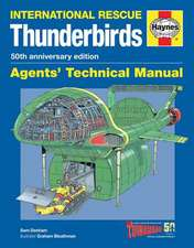 Thunderbirds Agents' Technical Manual:  International Rescue