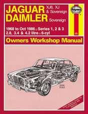 Jaguar XJ6, XJ & Sovereign Service and Repair Manual