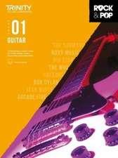 Trinity College London Rock & Pop 2018 Guitar Grade 1 CD Only
