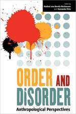 Order and Disorder