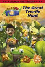 Tree Fu Tom: The Great Treefle Hunt