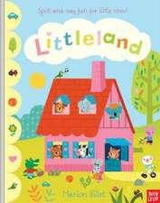 Nosy Crow: Littleland: All Day Long