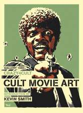 Gallery 1988's Crazy 4 Cult:  Cult Movie Art