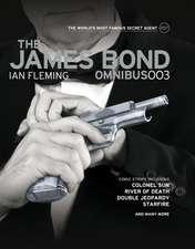 The James Bond Omnibus Volume 003:  The World's Greatest Paleoart