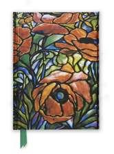 Tiffany: Oriental Poppy (Foiled Journal)