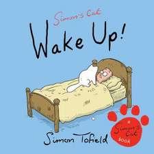 Simon's Cat. Wake Up!