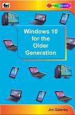 Windows 10 for the Older Generation