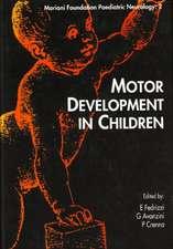 Motor Development in Children