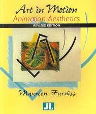 Art in Motion:  Animation Aesthetics