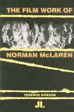 Film Work of Norman McLaren