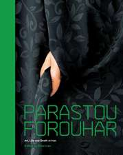 Parastou Forouhar:  Art, Life and Death in Iran