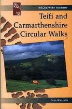 Teifi & Carmarthenshire Circular Walks