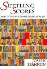 Settling Scores (Hardcover)