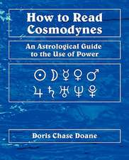 How to Read Cosmodynes