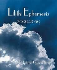 Lilith Ephemeris 2000-2050
