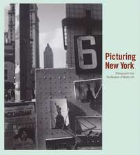 Picturing New York:  Photographs from the Collection of the Museum of Modern Art