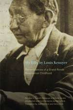 My Life, by Louis Kenoyer: Reminiscences of a Grand Ronde Reservation Childhood