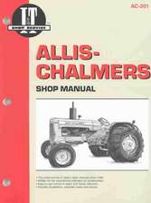 Allis-Chambers Shop Manual Ac20 Ac17 Ac25 & Ac27