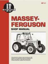 Massey Ferguson Shop Manual Models Mf670 Mf690 & Mf698