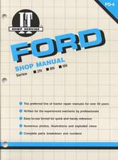 Ford Shop Manual Series 2n 8n & 9n