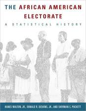 The African American Electorate: A Statistical History