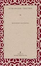 Stranger Truths, Passmore, Maureen