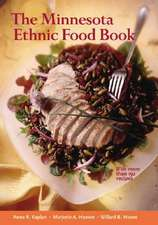 Minnesota Ethnic Food Book