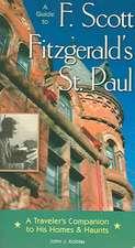 A Guide to F Scott Fitzgeralds St Paul