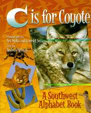 C Is for Coyote