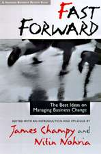 The Fast Forward:  What You Really Need to Know about the Numbers