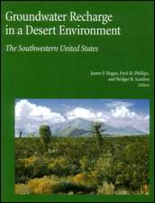 Groundwater Recharge in a Desert Environment: The Southwestern United States