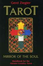 Tarot:  Handbook for the Aleister Crowley Tarot