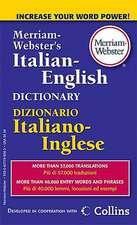 Merriam-Webster's Italian-English Dictionary