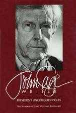 John Cage Writer