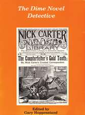 The Dime Novel Detective