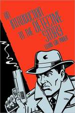 An Introduction to the Detective Story