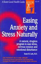 Easing Anxiety and Stress Naturally