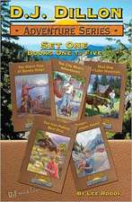 D.J. Dillon Adventure Series Set 1