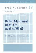 Dollar Adjustment – How Far? Against What?