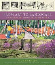 From Art to Landscape:  Unleashing Creativity in Garden Design
