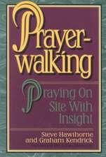 Prayerwalking