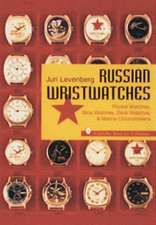Russian Wristwatches, Pocket Watches, Stop Watches, on Board