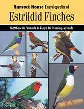 Hancock House Encyclopedia of Estrildid Finches