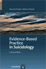 Evidence-Based Practice in Suicidology:  A Source Book