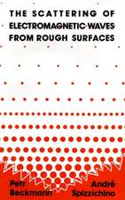 The Scattering of Electromagnetic Waves from Rough Surfaces