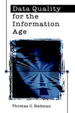 Data Quality for the Information Age