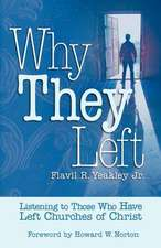 Why They Left