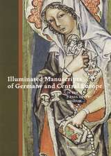 Illuminated Manuscripts of Germany and Central Europe in the J.Paul Getty Museum