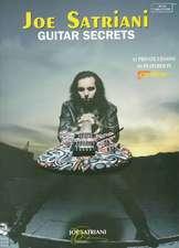 Joe Satriani - Guitar Secrets